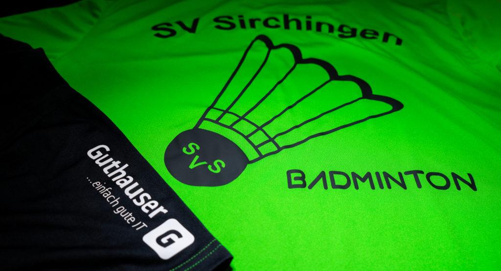 SV Sirchingen – Badminton