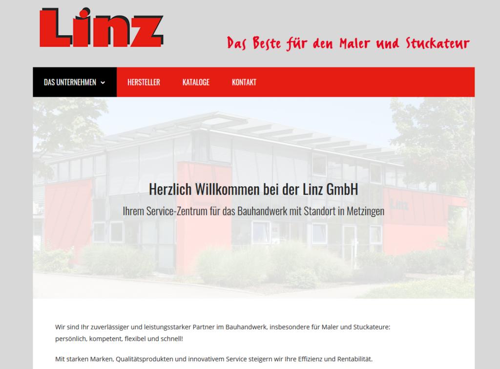 Modernisierung bei Linz