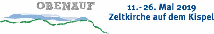 Unterstützung der Zeltkirche Obenauf