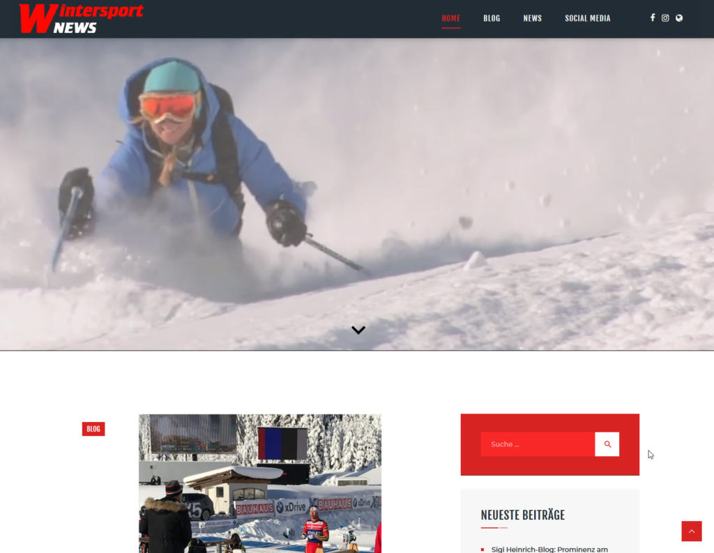 Wintersport.News