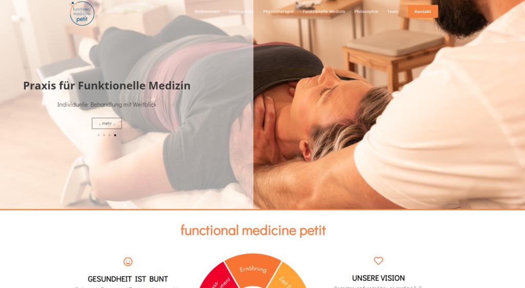 Volles Programm für functional medicine petit