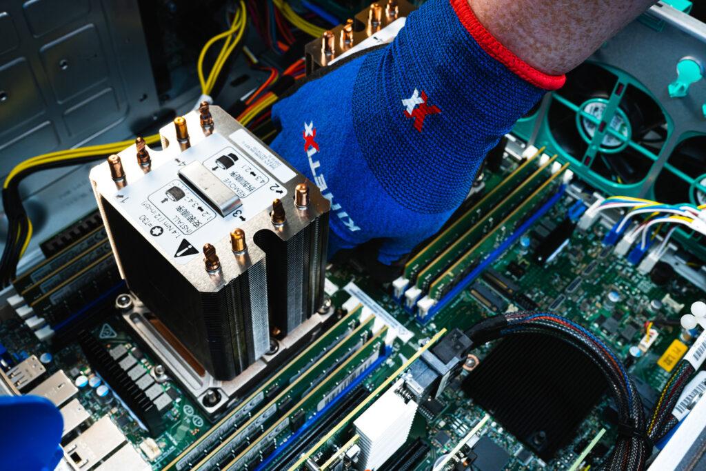 Sicherer Umgang mit teurer Hardware