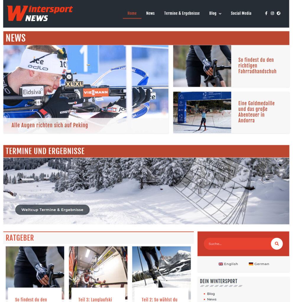 Cooles Projekt für heiße Tage – Wintersport.NEWS